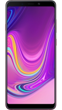 Samsung Galaxy A9 Pink deals