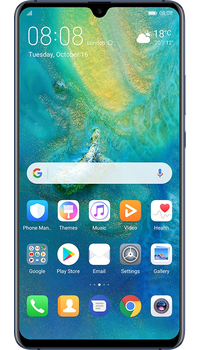Huawei Mate 20 X Blue deals