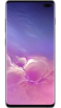 Samsung Galaxy S10 Plus 128GB Prism Black on Unlimited + 50GB at £43