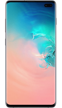 Samsung Galaxy S10 Plus 128GB Prism White deals