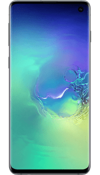 Samsung Galaxy S10 128GB Prism Green on EE Upgrade