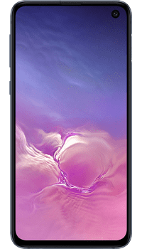 Samsung Galaxy S10e 128GB Prism Black on Unlimited + Unlimited + 100GB at £31