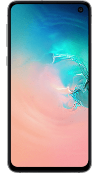 Samsung Galaxy S10e 128GB Prism White deals