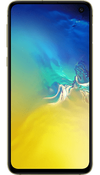 Samsung Galaxy S10e 128GB Canary Yellow deals