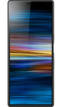 Sony XPERIA 10 Plus Black