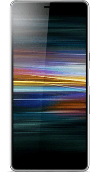 Sony XPERIA L3 Silver on Unlimited + 500MB at £28