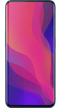 OPPO Find X Blue deals