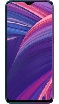 OPPO RX17 Pro Blue on EE
