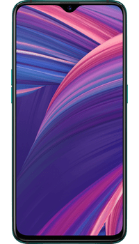 OPPO RX17 Pro Green on Vodafone