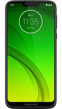 Motorola Moto G7 Power Black