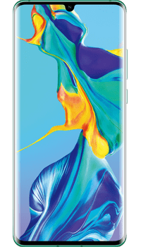 Huawei P30 Pro 128GB Blue on Unlimited + Unlimited + 100GB at £30