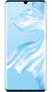 Huawei P30 Pro 128GB Crystal on Unlimited at £39