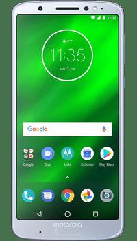 Motorola Moto G6 Plus Nimbus Silver