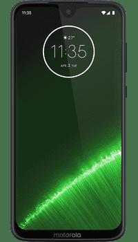 Motorola Moto G7 Plus Deep Indigo