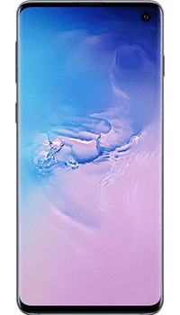 Samsung Galaxy S10 128GB Prism Blue deals