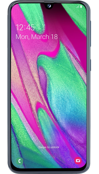 Samsung Galaxy A40 Black deals
