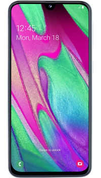 Samsung Galaxy A40 White deals