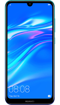 Huawei Y7 2019 Blue deals