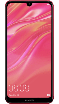 Huawei Y7 2019 Red deals