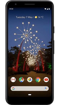 Google Pixel 3a Just Black deals