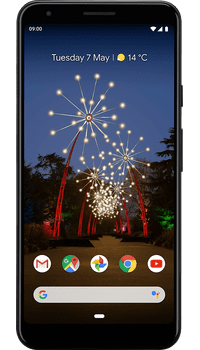 Google Pixel 3a XL Just Black
