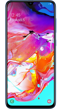 Samsung Galaxy A70 Blue deals