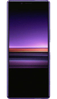 Sony XPERIA 1 Purple deals