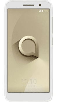 Alcatel 1 Gold on Tesco Mobile