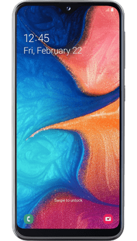Samsung Galaxy A20e Black deals