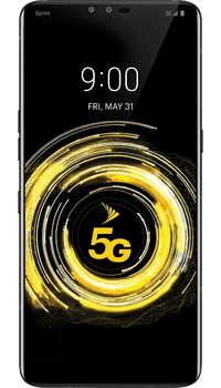LG V50 ThinQ 5G Black