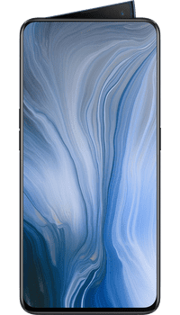 OPPO Reno Black on EE