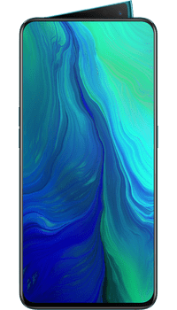 OPPO Reno Green on O2 Upgrade