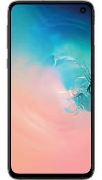 Samsung Galaxy S10e 128GB Prism Silver deals