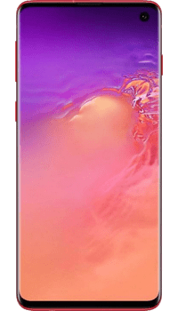 Samsung Galaxy S10 128GB Cardinal Red