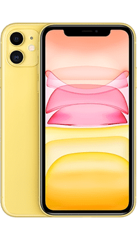 Apple iPhone 11 128GB Yellow deals
