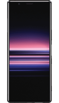 Sony XPERIA 5 Black on EE