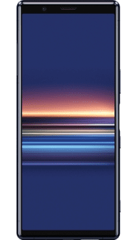 Sony XPERIA 5 Blue on Unlimited + 50GB at £38