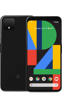 Google Pixel 4 128GB Just Black deals