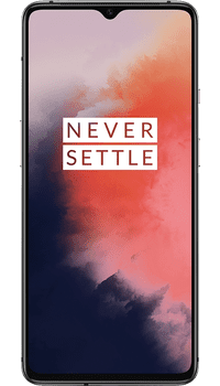 OnePlus 7T 128GB Frosted Silver on Three