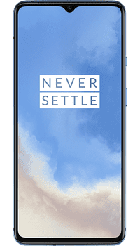 OnePlus 7T 128GB Glacier Blue on Three