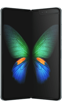 Samsung Galaxy Fold 5G 512GB Space Silver