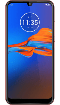 Motorola Moto E6 Plus 32GB Red