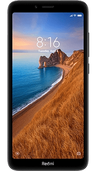 Xiaomi Redmi 7A 16GB Matte Black