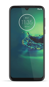 Motorola Moto G8 Plus Magenta