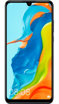 Huawei P30 Lite 256GB Black on Unlimited + Unlimited + 100GB at £19