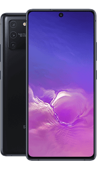 Samsung Galaxy S10 Lite Prism Black on Unlimited + 30GB at £26