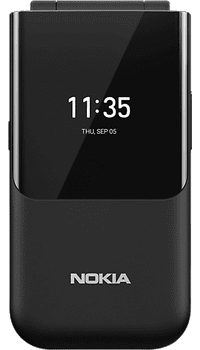 Nokia 2720 Flip Black on O2