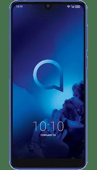 Alcatel 3 2019 Purple