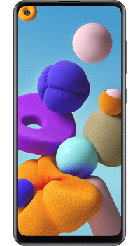 Samsung Galaxy A21s Black deals