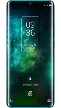 TCL 10 Pro Green on Vodafone